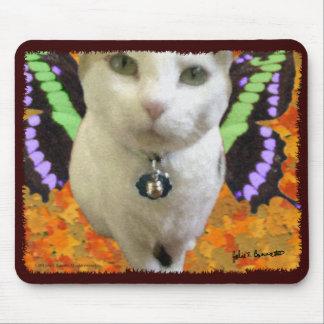 Fairy Cat Mousepad
