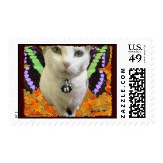 Fairy Cat Postage