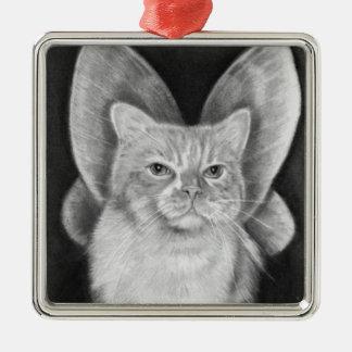 Fairy Cat Premium Ornament