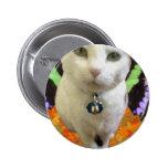 Fairy Cat Round Button