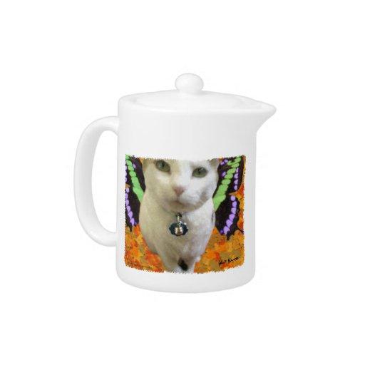 Fairy Cat Teapot