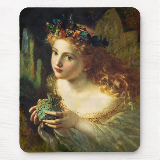 Fairy CC0162 Mousepad