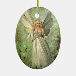 Fairy Ceramic Ornament