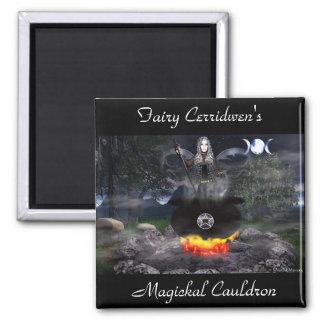 Fairy Cerridwen Magnet