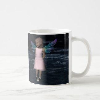 FAIRY CHILD IN SNEAKERS COFFEE MUG