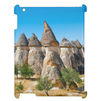 Fairy Chimneys of Cappadocia iPad Case