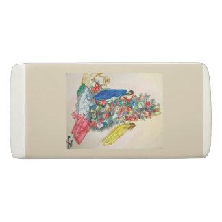 Fairy Christmas Stocking Stuffer Erasers