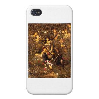 fairy-clip-art-10 iPhone 4/4S fundas