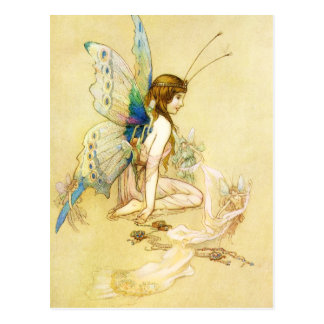 Fairy Costume Postcard