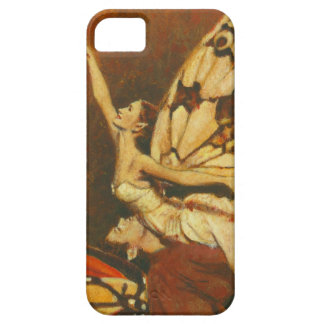 Fairy Couple iPhone 5 Case-Mate Barely There