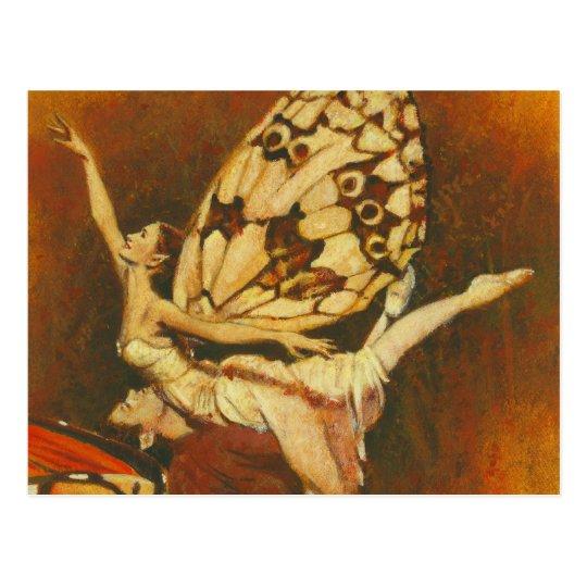 Fairy Couple Post Card