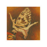 FairY Couple Wood Canvas Wood Canvases