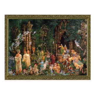 Fairy Court Postcard