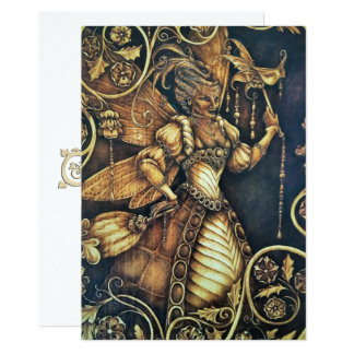 Fairy Court - The Wasp - Greeting Cards