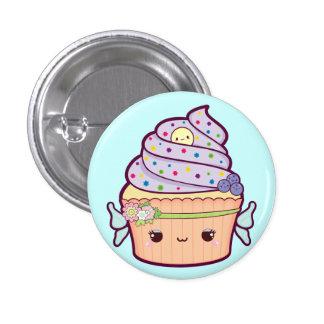 Fairy Cupcake Button