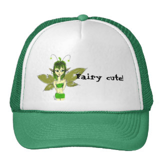 Fairy cute! trucker hat