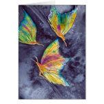Fairy Dance Card