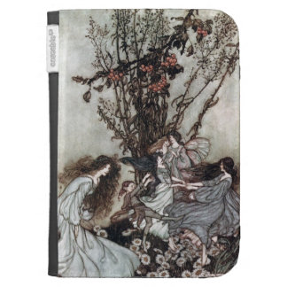Fairy Dance from Peter Pan in Kensington Gardens Cases For The Kindle