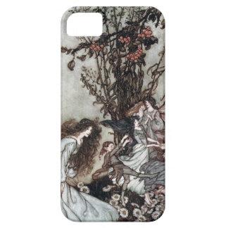 Fairy Dance from Peter Pan in Kensington Gardens iPhone SE/5/5s Case