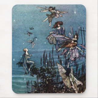 Fairy Dance Mouse Pad