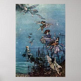 Fairy Dance Poster