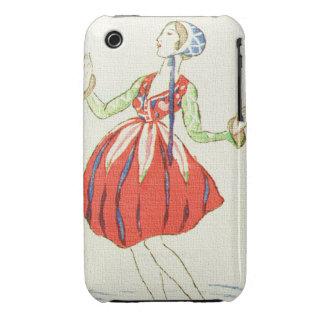 Fairy Dancer Asian Art Case-Mate iPhone 3 Case