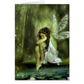 Fairy Days Greeting Card