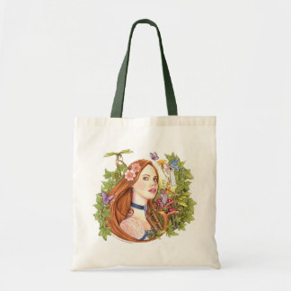 Fairy destroys tote bag