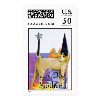 Fairy Dog Mother #1 Postage