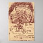 Fairy Doll Ballet Poster