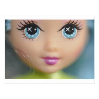 Fairy Doll Postcard
