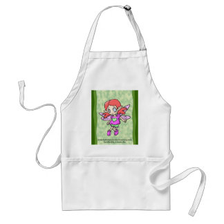 Fairy - Don't Say Much Adult Apron