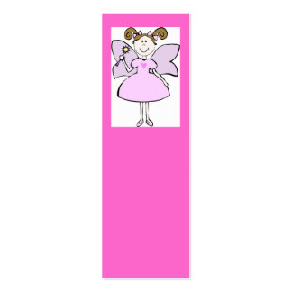 Fairy Double-Sided Mini Business Cards (Pack Of 20)