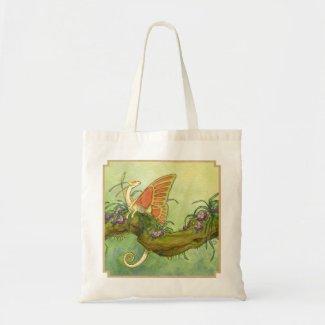 Fairy dragon bag with border bag