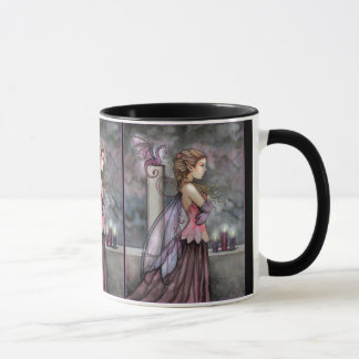 Fairy Dragon Coffee Mug by Molly Harrison