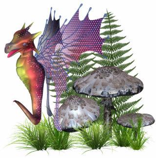 Fairy Dragon Fantasy Dragonfly Creature Fairytale Cutout