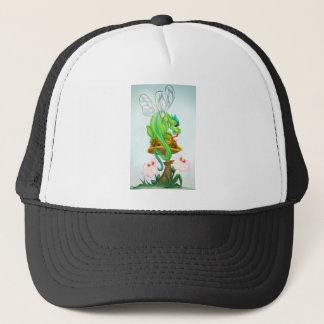 Fairy Dragon on Toadstool Trucker Hat