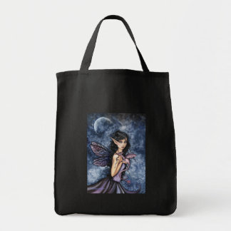 Fairy Dragon Tote Bag by Molly Harrison