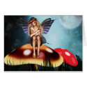 Fairy dreamer card