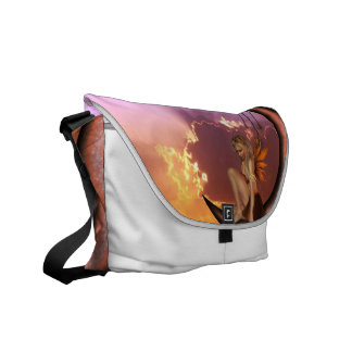 Fairy Dreams Messenger Bag