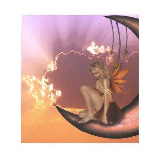 Fairy Dreams Notepad