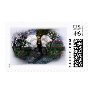 Fairy Dreams Postage Stamp