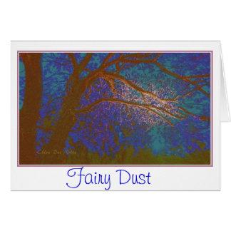 """""""Fairy Dust"""" Card"""