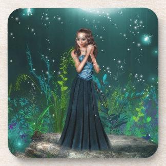 Fairy Dust Drink Coaster