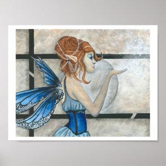 Fairy Dust Fairy Poster Print