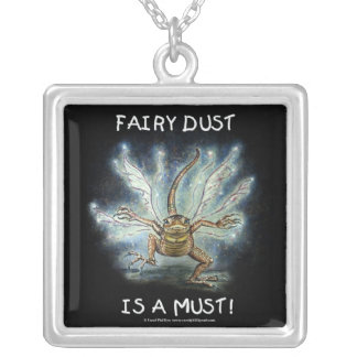Fairy Dust is a MUST!   Fantasy Necklace