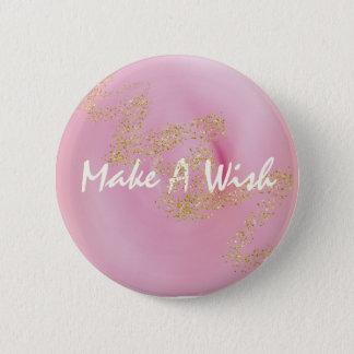 Fairy Dust Make A Wish Button