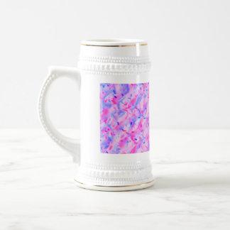 Fairy Dust pattern by Valxart.com Beer Stein