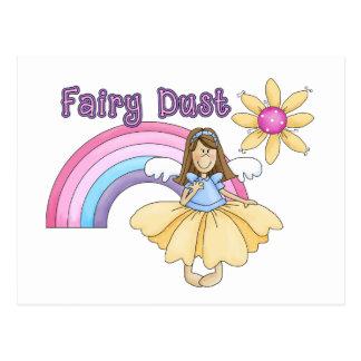 Fairy Dust Princess Postcard