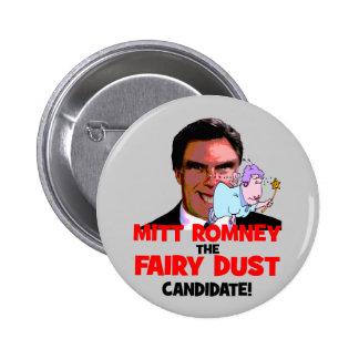fairy dust Romney Buttons
